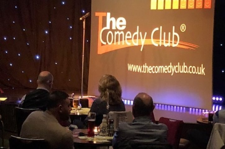 Book A Comedy Club Show  – Giving you the edge over other amateur comedy nights