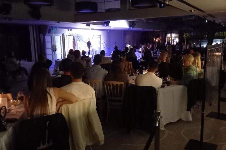 Live Comedy Is Coming Back - Covid Secure