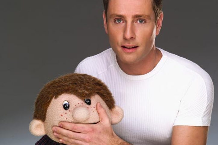 Paul Zerdin UK Tour 2017